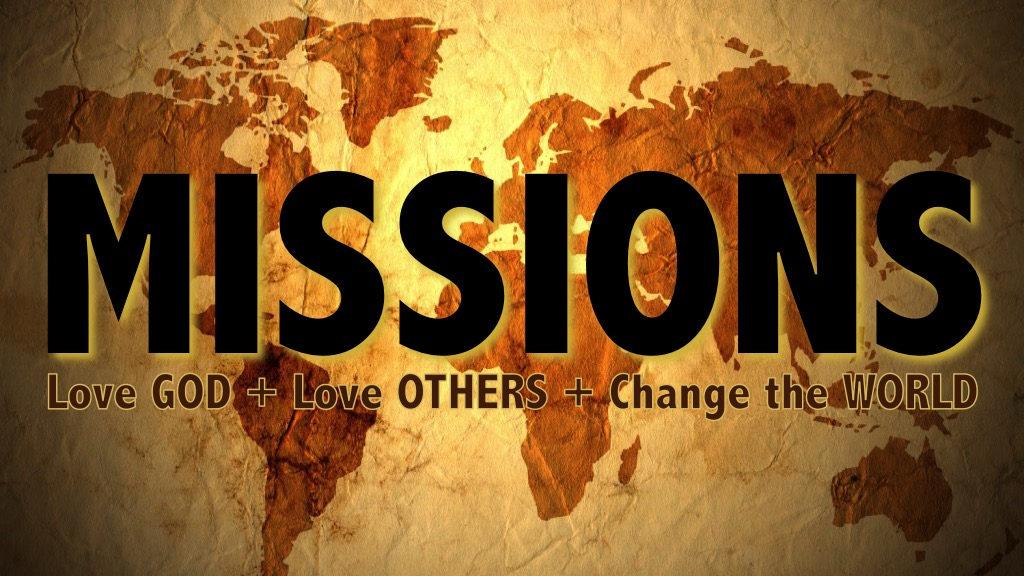 Find mission trip opportunities